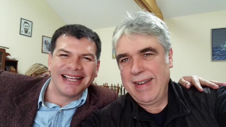 Antonio du Pérou et Daniel de France