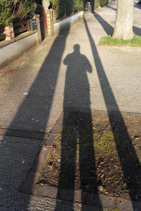 L'ombre de soi-même