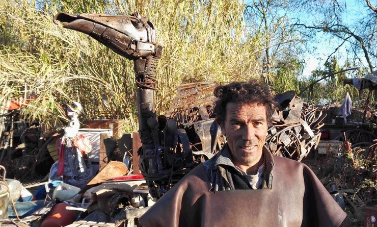 Arnaud Labarge, sculpteur