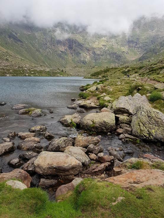 Paysage d'Andorre