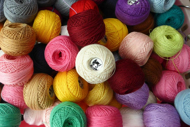 Pelotes de laine Le Chat
