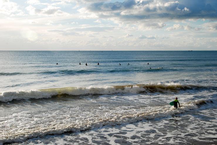 J'ai des vagues à l'âme