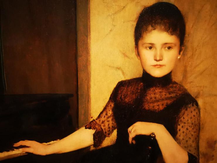 Portrait de Jonkvrouwe Maria Francisca Louisa Dommer van Poldersveldt