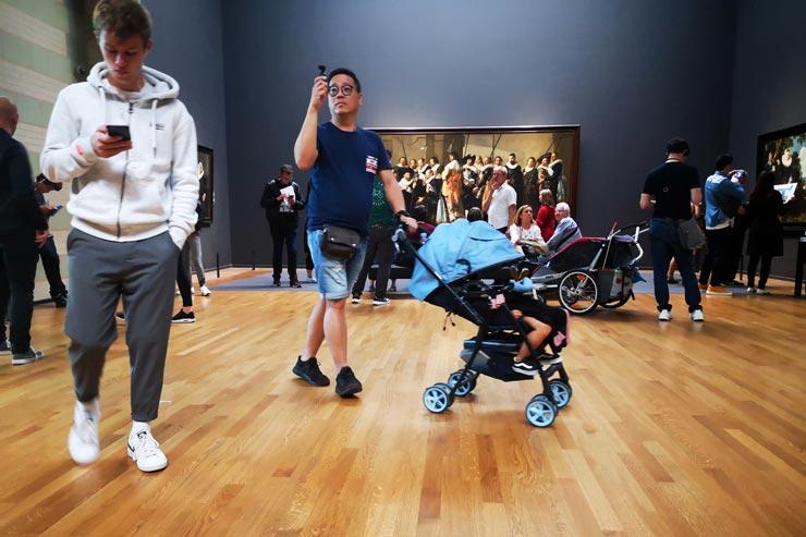 Salle au Rijksmuseum
